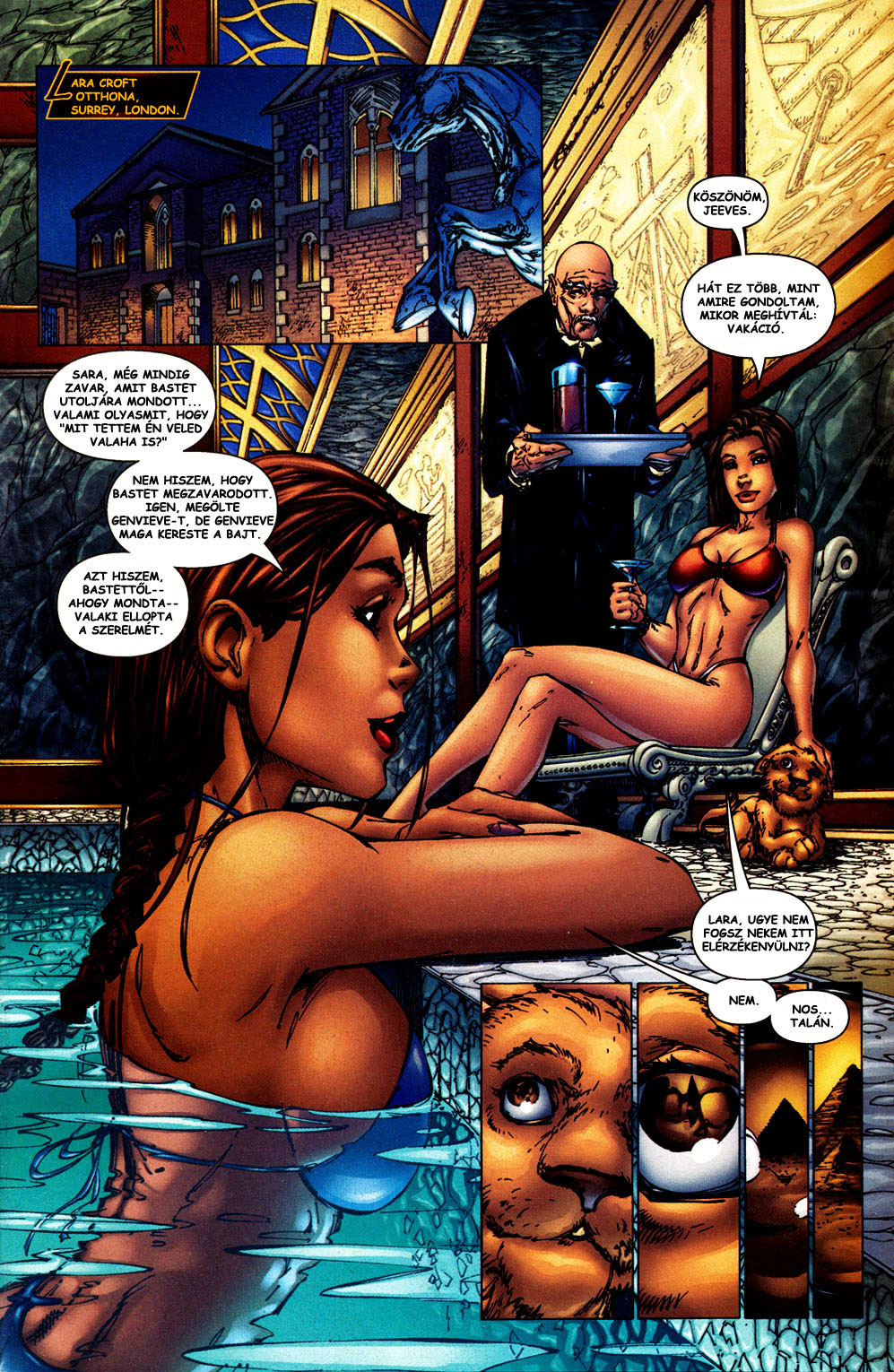 Tomb raider sexy cartoons pron pic