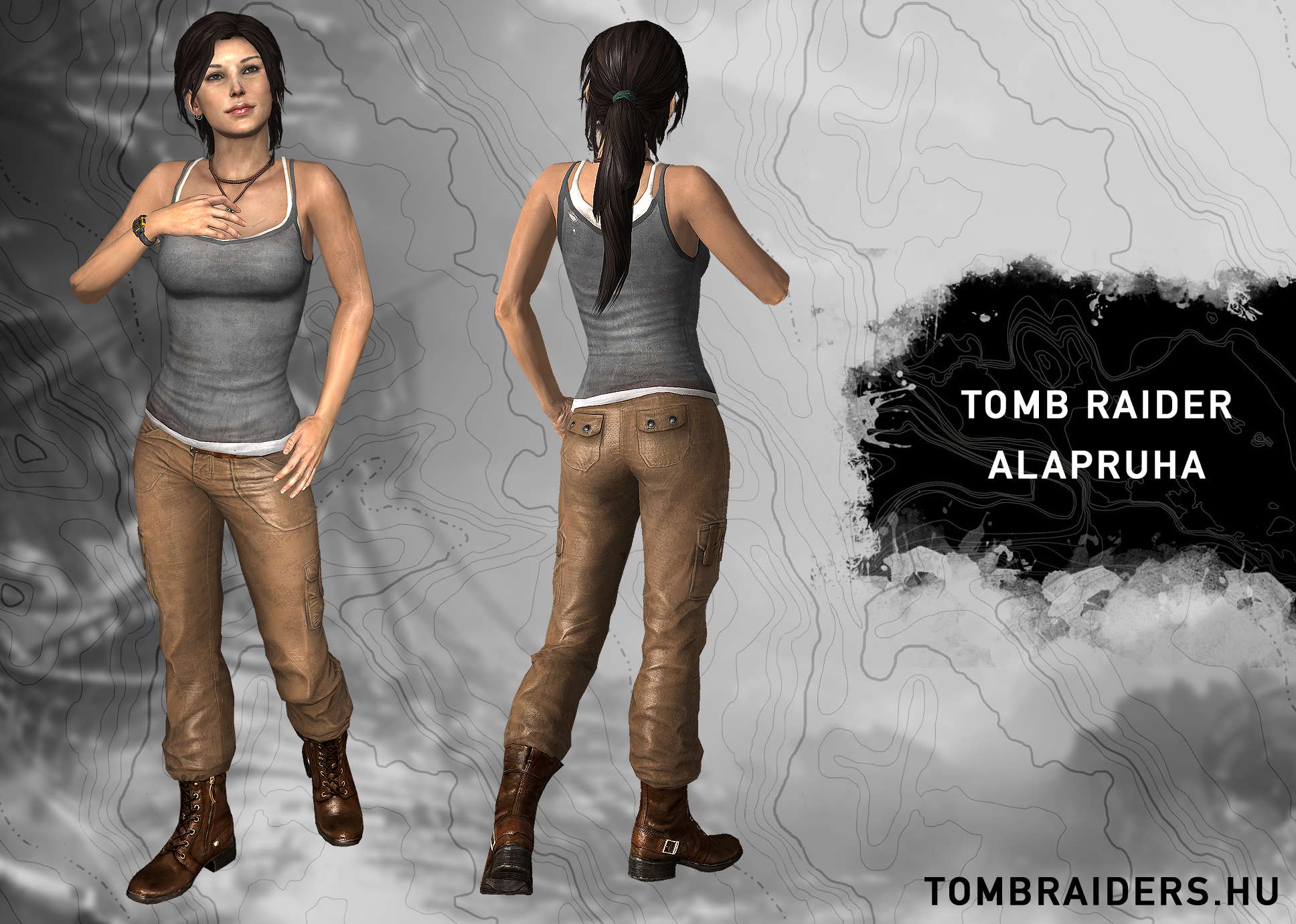 Tomb raider 2023 outfits nsfw clips