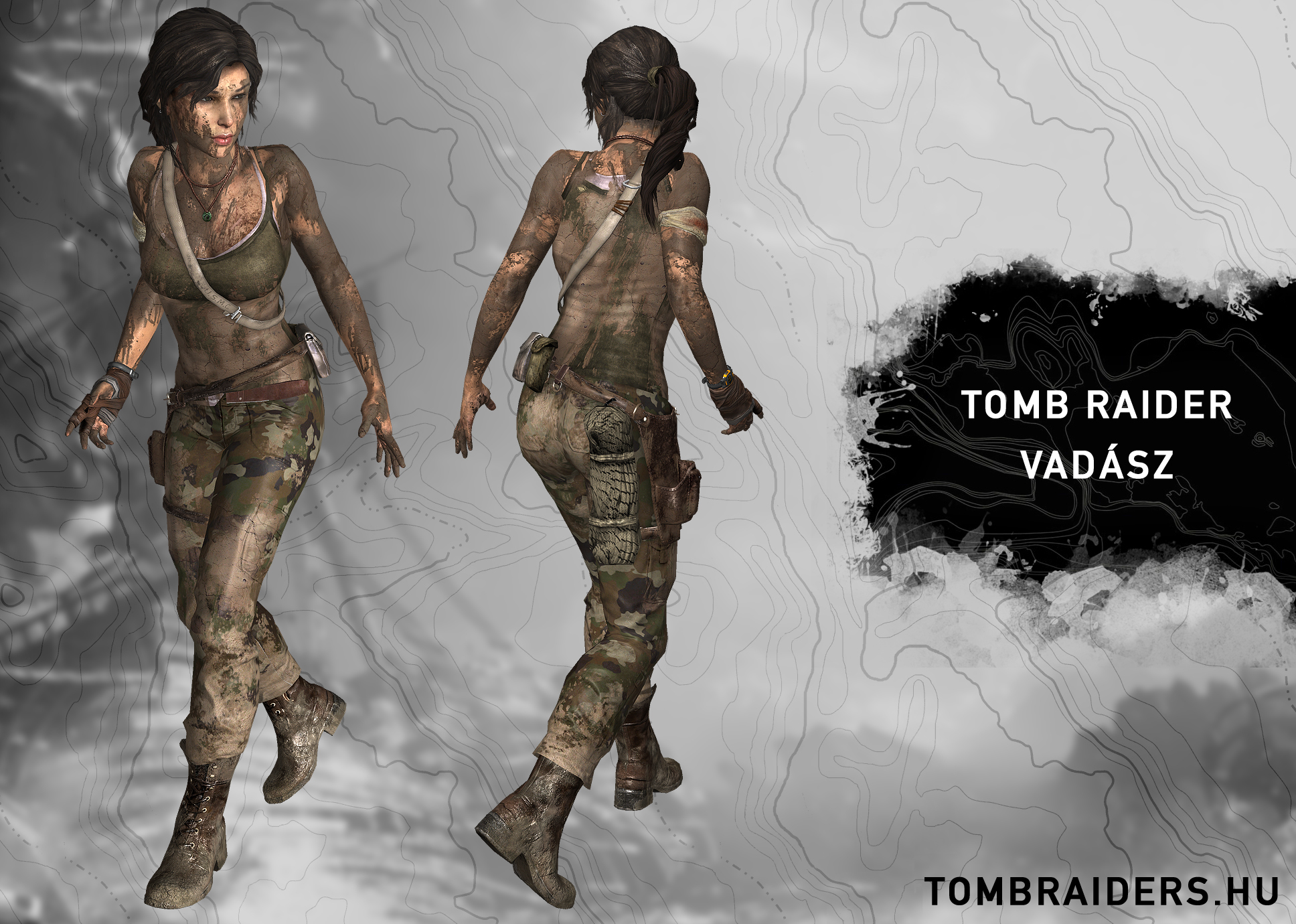 Tomb raider 2023 outfits hentai wifes